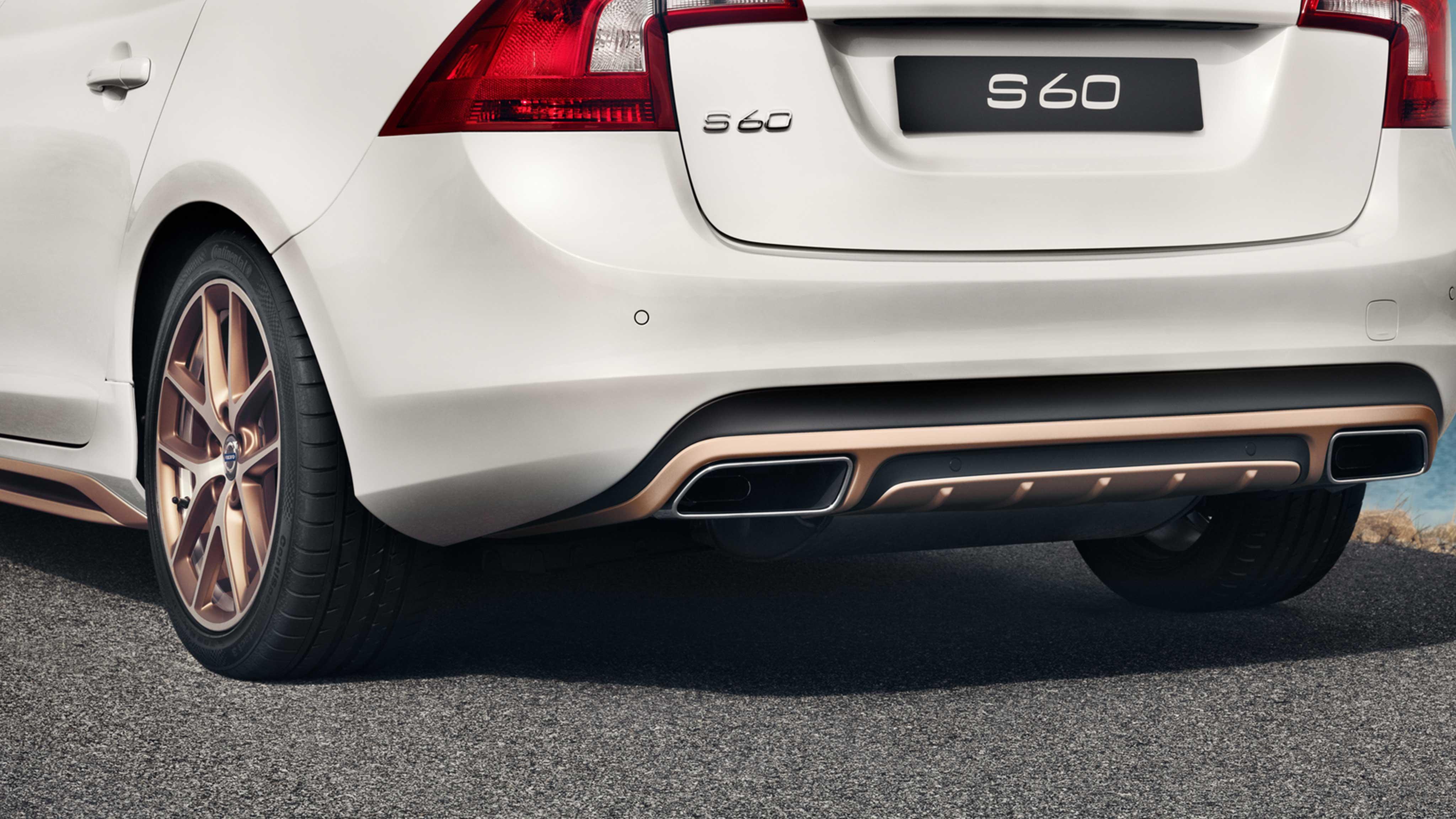 Descubre el Volvo S60