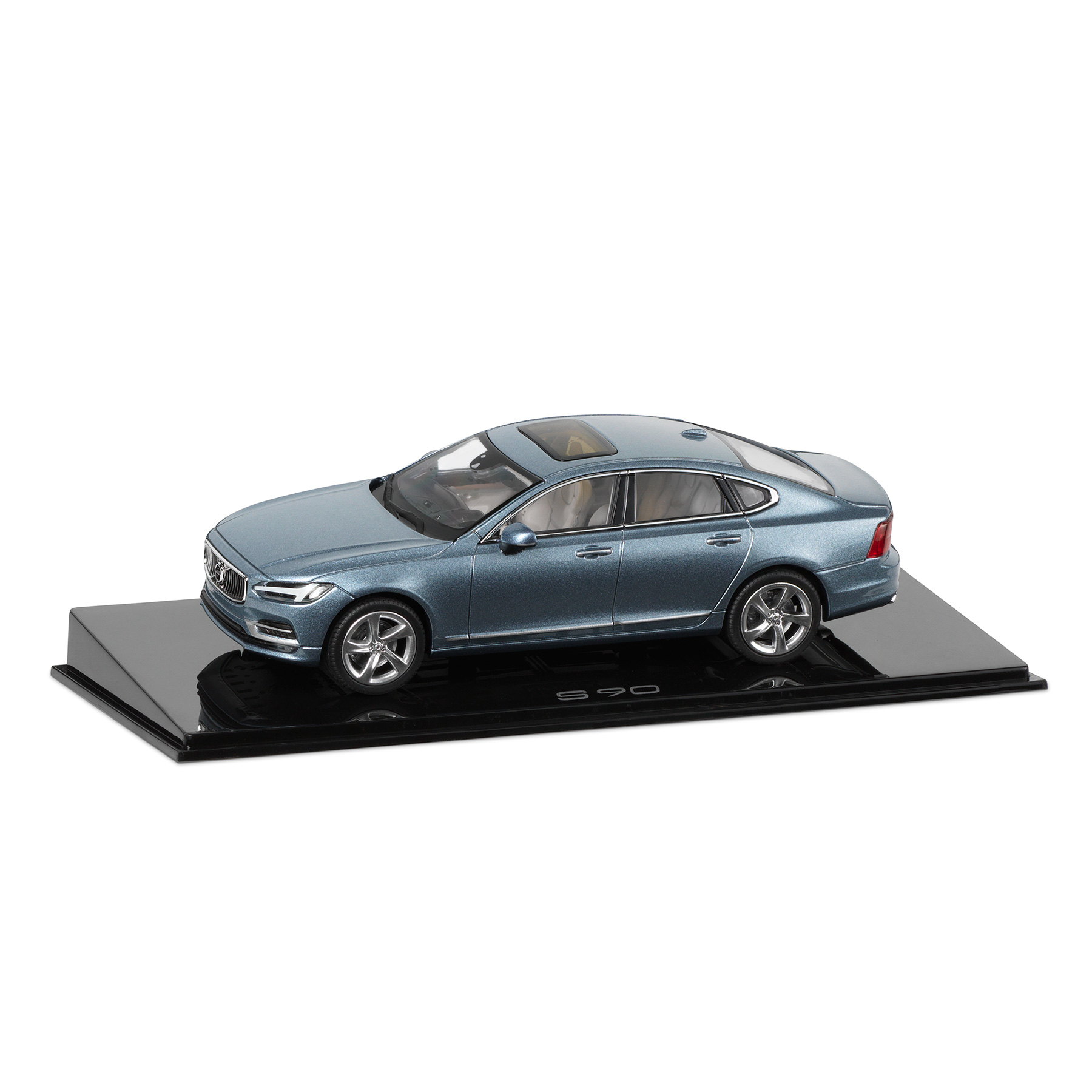 Volvo S90 1:43 Mussel Blue