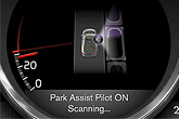 Park Assist Pilot + Park Assist Front and Rear