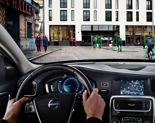 Volvo Intellisafe