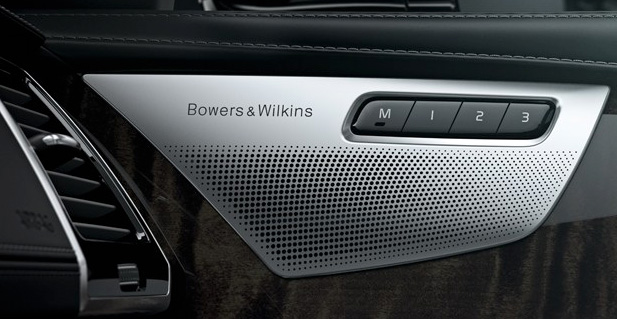 Premium Sound by Bower & Wilkins